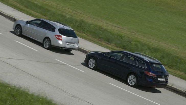 Vozači Ne Poštuju Sigurnosni Propisani Razmak Između Vozila