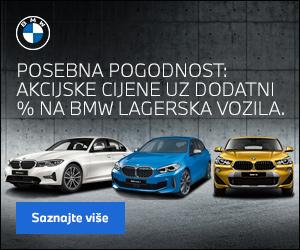 BMW Lagerska vozila