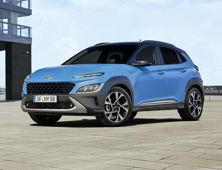 - The new Hyundai Kona features a sleek, sophisticated design and will be available for the first time with N Line sports trim - The new line of power