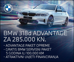 BMW 318d Advantage